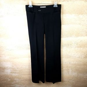 Banana Republic Pant Sz 0 Black